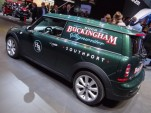 2012 MINI Clubvan Concept live photos