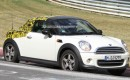 2012 MINI Coupe spy shots