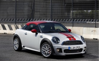 2012 MINI Coupe Pricing Starts At $22,000