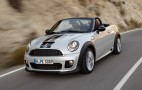 2012 MINI Roadster Revealed In Cooper, Cooper S And JCW Trim