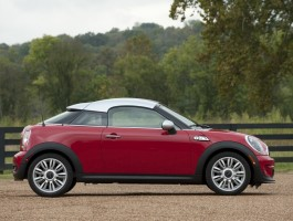 2012 MINI Cooper S Coupe