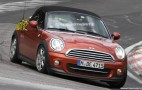 2012 MINI Roadster To Feature Manual Folding Soft Top?
