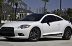 2012 Mitsubishi Eclipse SE Marks The End Of Production For Sporty Eclipse