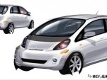 Mitsubishi i EV To Be Orderable On the Web In 90 Days