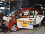 Electric Cars And Safety: Crashing For Your Reassurance