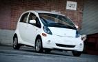 2012 Mitsubishi 'i' Electric Car To Climb Pikes Peak, In Stock & Race Versions