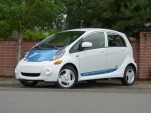 2012 Mitsubishi i  -  First Drive, U.S.-spec MiEV