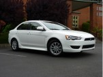 2012 Mitsubishi Lancer SE AWD  -  Driven, July 2012