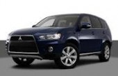 2012 Mitsubishi Outlander Photos
