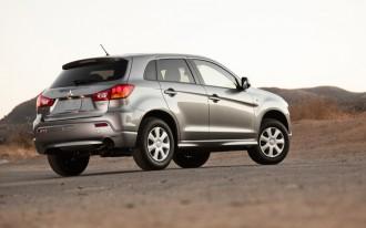 2012 Mitsubishi Outlander Sport: Recall Alert