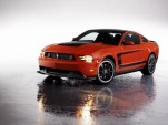 Mustang Boss 302 Laguna Seca, Production, and 302R