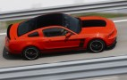 Leaked: Ford Mustang Boss 302 Production Limited To 8,000 Over 2 Years