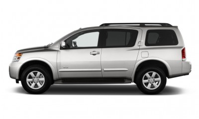 2012 Nissan Armada Photos