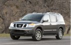 2012 Nissan Armada: Recall Alert