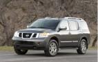 2012 Nissan Armada: Recall Alert