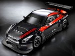2012 Nissan GT-R Nismo GT3 race car