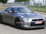 2012 Nissan GT-R spy shots