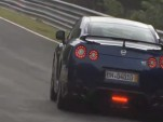 2012 Nissan GT-R at the Nurburgring