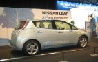 Nissan Leaf Electric Car Relegates Gas Cars To The Garage, Nissan Says