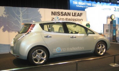 2012 Nissan Leaf Photos