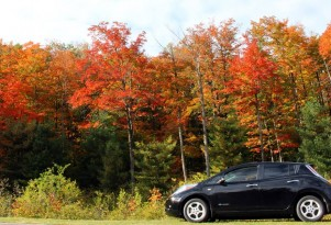 Electric cars a key part of climate-action plans in Ontario, Quebec