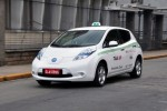 Bhutan Mulls Turning All Taxis Into Nissan Leaf Electric C