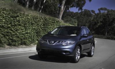 2012 Nissan Murano Photos