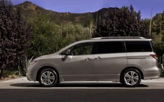 2011-2012 Nissan Quest: Recall Alert
