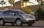 2012 Nissan Rogue: Around View Monitor Makes Parallel Parking Easier