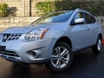 2012 Nissan Rogue SV AWD