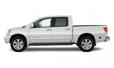 2012 Nissan Titan Photos