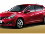 Is This The 2012 Nissan Versa Hatchback? Photos From Shanghai