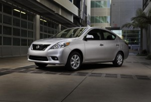 2012 Nissan Versa: Least-Expensive Car in America at $10,990