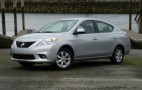 2012 Nissan Versa Sedan: First Drive