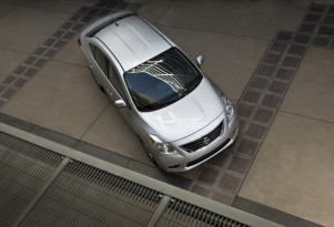 Redesigned 2013 Nissan Versa Hatchback To Follow Sedan By A Year