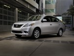 2012 Nissan Versa Sedan Earns Top Safety Pick