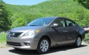 2012 Nissan Versa 1.6 SL, Bear Mountain, NY, May 2012