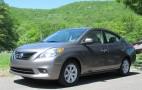 2012 Nissan Versa 1.6 SL Sedan: Quick Drive