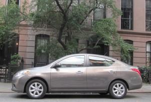 2012 Nissan Versa 1.6 SL Sedan: Weekend Drive Report