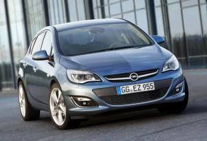 2012 Opel Astra