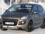2012 Peugeot 3008 Hybrid4 Diesel Hybrid