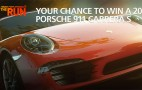 Win A 2012 Porsche 911 Carrera S With Need For Speed: The Run