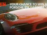 2012 Porsche 911 Carrera S Need For Speed competition