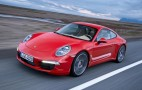 2012 Porsche 911: 2011 Frankfurt Auto Show