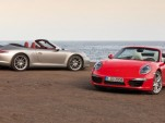 2012 Porsche 911 Carrera Cabriolet and Carrera S Cabriolet