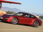 2012 Porsche 911 first drive