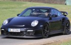 Spy Shots: 2012 Porsche 911 GT2 Facelift