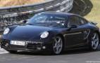 2012 Porsche 911 Spy Video