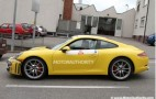 2012 Porsche 911 Spy Shots