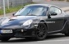 Spy shots: Next-generation Porsche Cayman test-mule